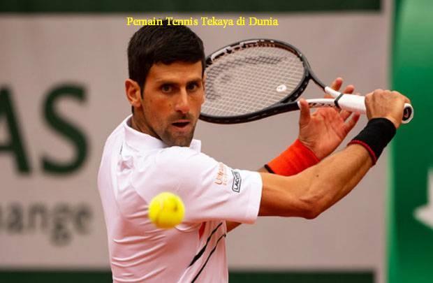 Pemain Tennis Tekaya di Dunia