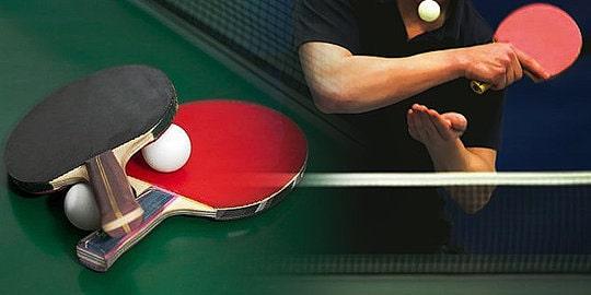 Peralatan Tenis Meja yang Harus Ada